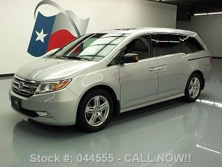 2011 Honda Odyssey Touring Dvd 48k Texas Direct Auto photo
