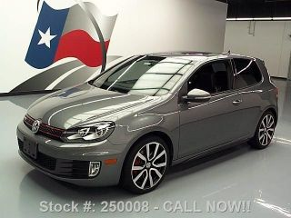 2012 Volkswagen Gti Autobahn 45k Mi Texas Direct Auto photo