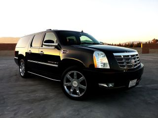 2007 Cadillac Escalade Esv Base Sport photo