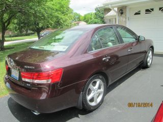 2006 Hyundai Sonata Gls - V - 6 photo