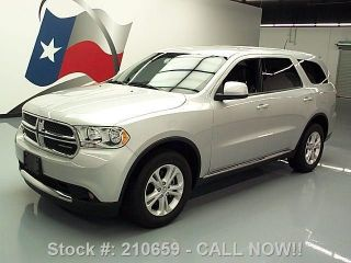 2012 Dodge Durango Sxt 3rd Row 45k Mi Texas Direct Auto photo