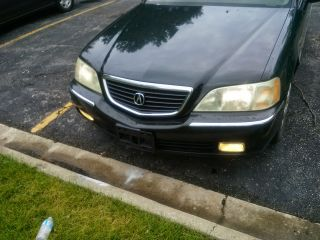 2000 Acura Rl photo