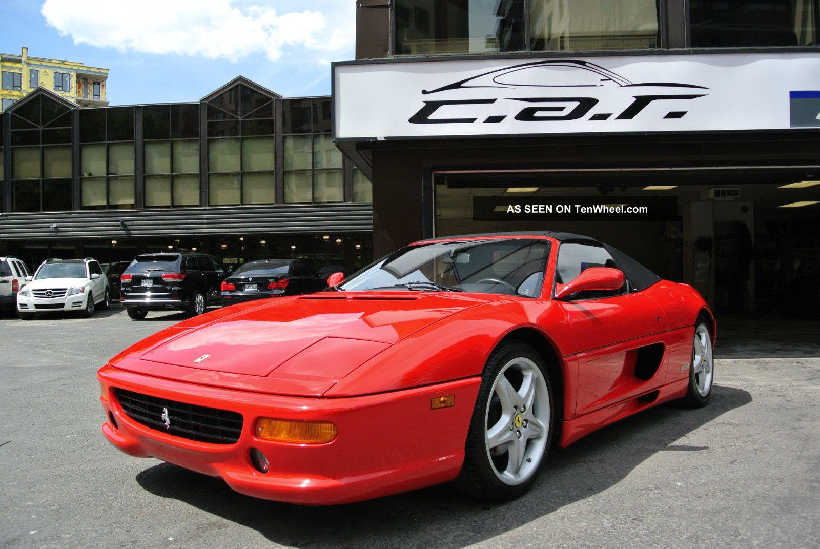 1998 Ferrari 355 Spider 6 Speed 355 photo