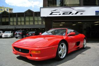 1998 Ferrari 355 Spider 6 Speed photo