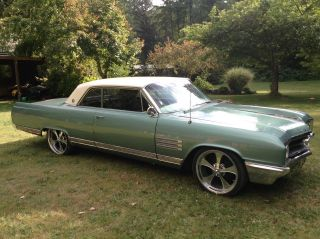 1964 Buick Wildcat - Classic.  Rare Car. photo