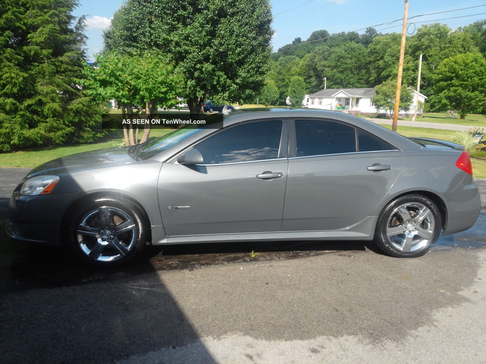 2008 Pontiac G6 Gxp Sedan 4 Door 3 6l