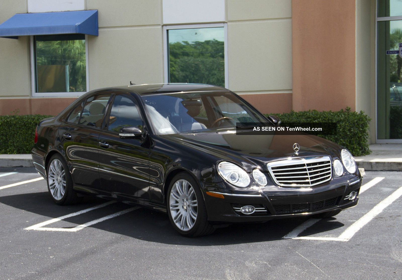 2008 mercedes benz e350 base sedan 4 door 3 5l for Mercedes benz e 350 2008