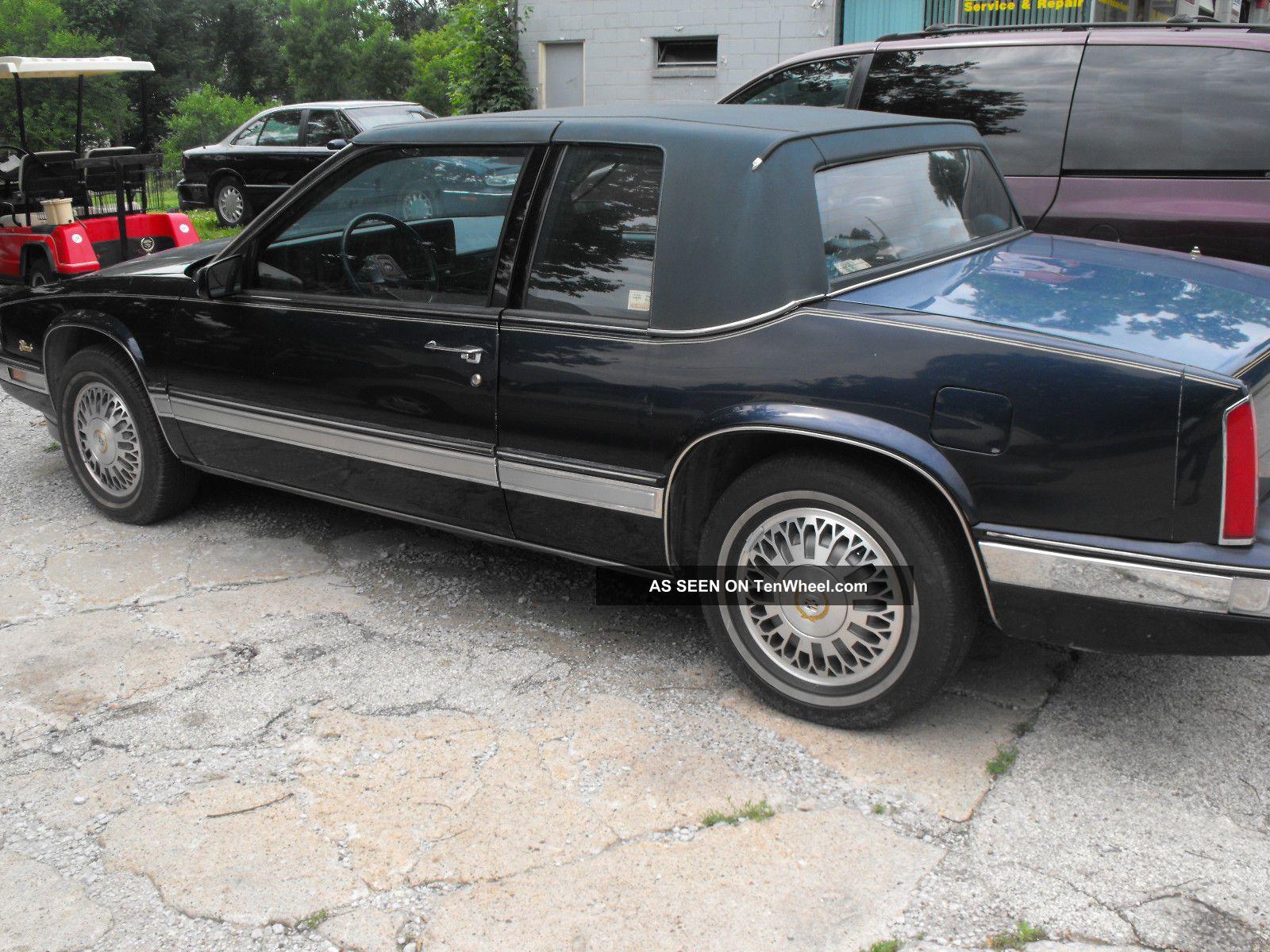 1988 Cadillac Eldarado Eldorado photo