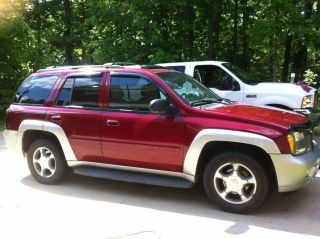 2006 Chevrolet Trailblazer Ext Lt Sport Utility 4 - Door 4.  2l photo