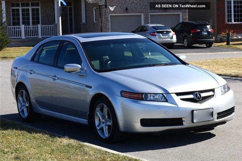 2006 Acura 3.  2 Tl TL photo