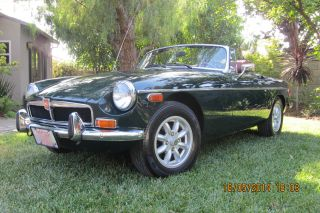 Total Restore 1973 Mgb photo