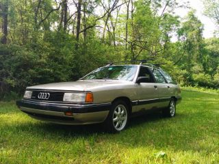 1989 Audi 200 Quattro Avant Base Wagon 4 - Door 2.  2l - 10v Not / Nicht 20v photo