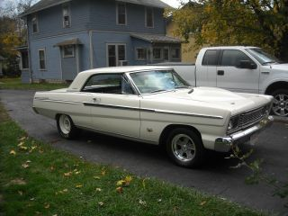 1965 Ford Fairlane 500 Hard Top 510 Hp 460 Dove photo