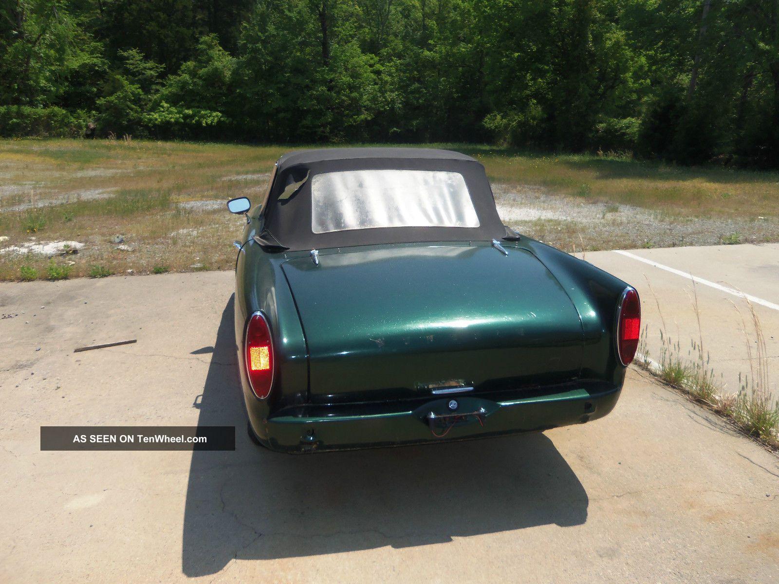 1967 Sunbeam Alpine V 1.  7l Other Makes photo