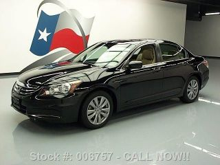 2011 Honda Accord Ex - L Only 16k Texas Direct Auto photo