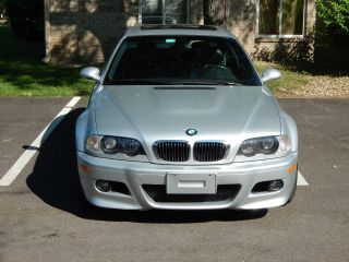 2002 Bmw M3 Base Coupe 2 - Door 3.  2l photo