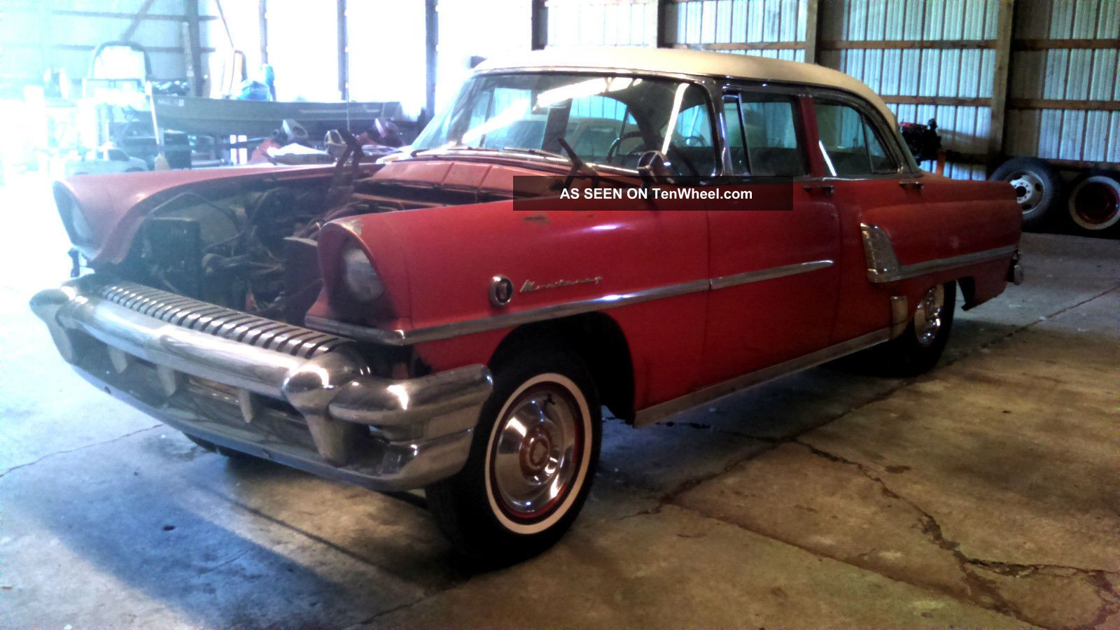 1955 Mercury Monterey Merc - O - Matic Monterey photo