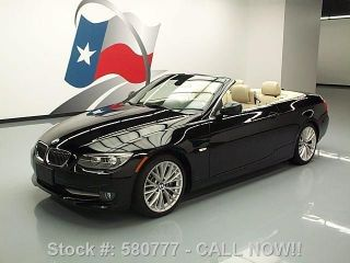 2011 Bmw 335i Sport Convertible Hard Top Auto 28k Texas Direct Auto photo