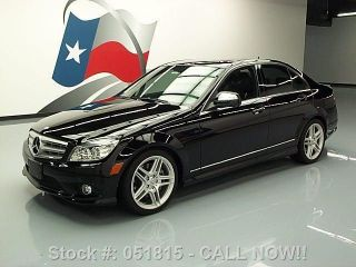 2009 Mercedes - Benz C350 Sport 32k Mi Texas Direct Auto photo