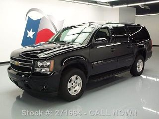 2013 Chevy Suburban Lt 4x4 8 - Pass Htd Bose 33k Texas Direct Auto photo