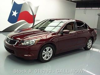 2010 Honda Accord Lx - P Cruise Ctrl Alloy Wheels 26k Mi Texas Direct Auto photo