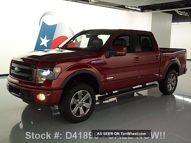 2013 ford f 150 fx4 crew 4x4 ecoboost texas direct auto. Black Bedroom Furniture Sets. Home Design Ideas