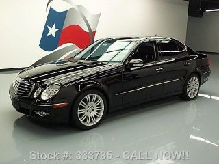 2008 Mercedes - Benz E350 Sport P1 47k Texas Direct Auto photo