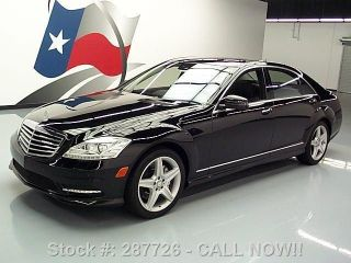 2010 Mercedes - Benz S550 4matic Awd Sport 44k Mi Texas Direct Auto photo