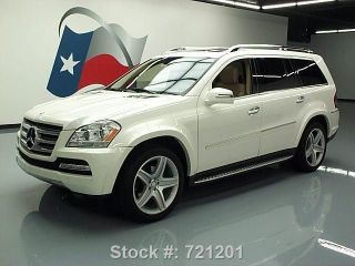 2011 Mercedes - Benz Gl550 Awd Dual 21 ' S 43k Texas Direct Auto photo