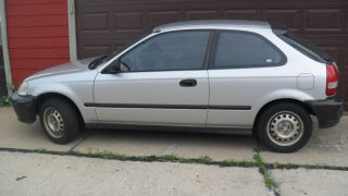 1999 Honda Civic Hatchback Cx photo
