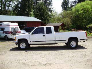1997 Chevrolet Silverado 4wd Ext.  Cab C / K2500 454 V - 8,  Very photo