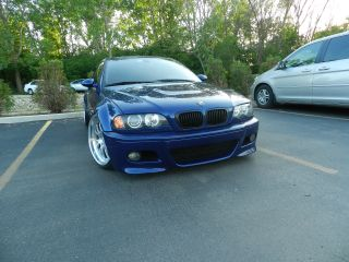 2005 Bmw E46 M3 Competition Package photo