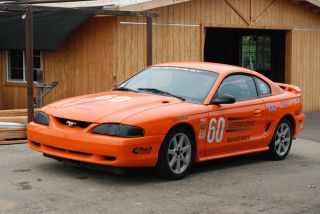 1995 Ford Mustang Bondurant Race Car,  Full Documentation photo