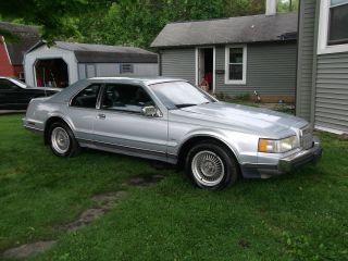 1989 Lincoln Mark 7 Lsc photo