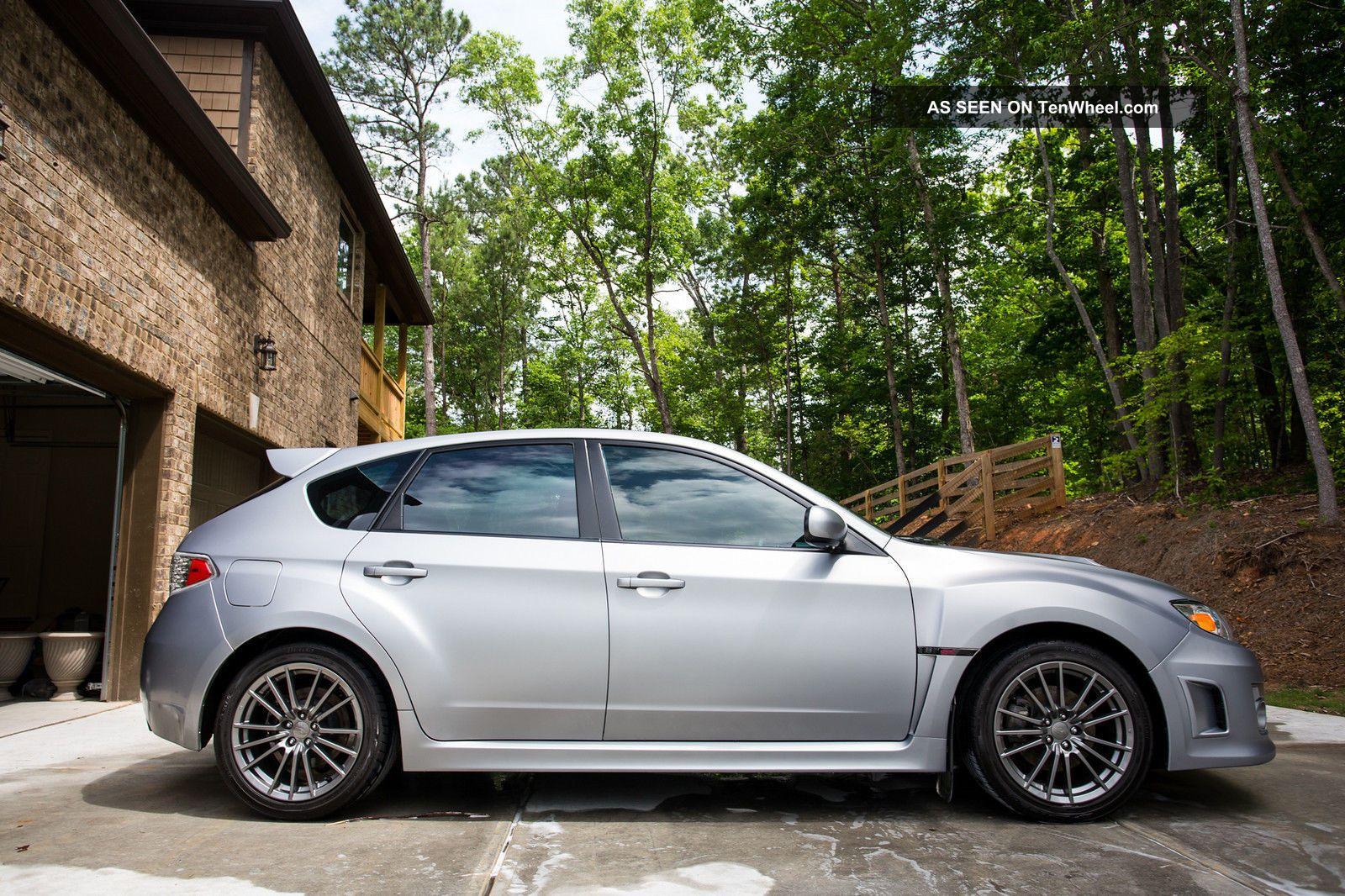 2011 Subaru Impreza Wrx Premium Wagon Hatch Matte And Modded