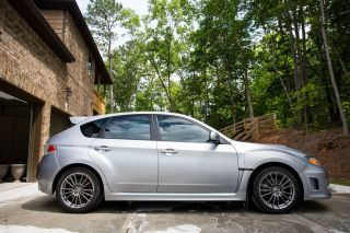 2011 Subaru Impreza Wrx Premium Wagon Hatch Matte And Modded photo
