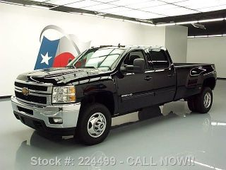 2013 Chevy Silverado 3500 Ltz Diesel Drw 4x4 8k Mi Texas Direct Auto photo