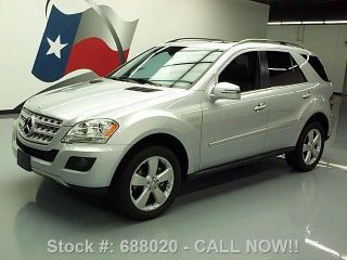 2011 Mercedes - Benz Ml350 4matic Awd P1 31k Texas Direct Auto photo