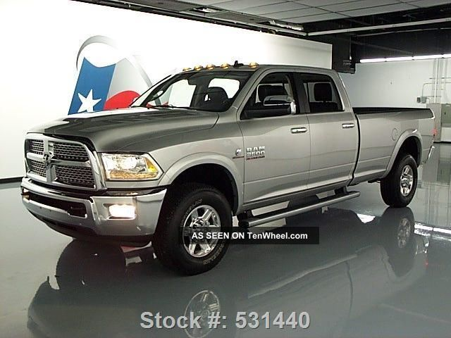 2013 dodge ram 2500 laramie crew 4x4 diesel longbed 15k texas direct auto. Black Bedroom Furniture Sets. Home Design Ideas