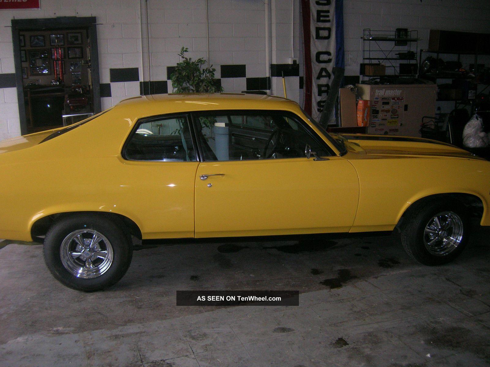 Chevrolet Nova 1974 2 Door Coupe Last Time To Be Listed On Ebay Nova photo