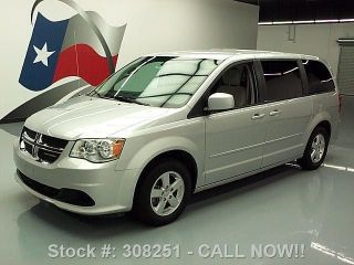 2012 Dodge Grand Caravan Sxt Stow N Go Alloy Wheels 61k Texas Direct Auto photo
