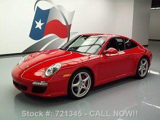 2011 Porsche 911 Carrera S 6 - Spd 22k Texas Direct Auto photo