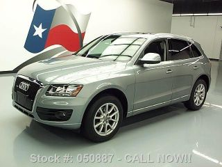 2009 Audi Q5 3.  2 Premium Quattro Awd Pano 39k Texas Direct Auto photo