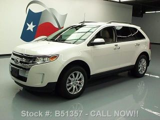 2011 Ford Edge Sel Only 33k Texas Direct Auto photo