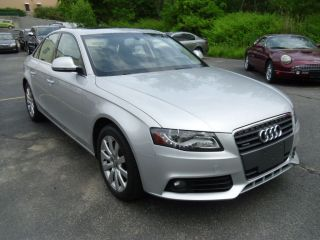 2009 Audi A4 Quattro Premium Plus 2.  0t Automatic, , photo