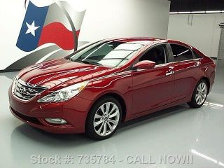 2013 Hyundai Sonata Se Gdi Paddle Shifters 18 ' S 7k Mi Texas Direct Auto photo