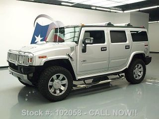 2009 Hummer H2 Lux 4x4 Quad Dvd 72k Texas Direct Auto photo