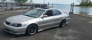 1999 Acura Tl Base Sedan 4 - Door 3.  2l photo