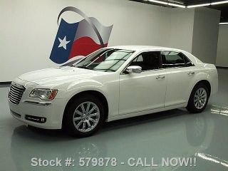 2011 Chrysler 300 Limited 6k Mi Texas Direct Auto photo