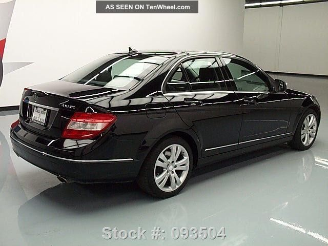 2008 mercedes benz c300 4matic lux awd only 58k texas direct auto. Black Bedroom Furniture Sets. Home Design Ideas